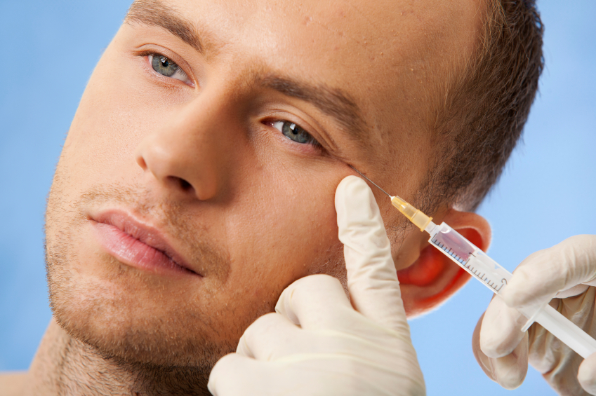 Men See Benefits From Aesthetic Treatments